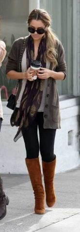 Lauren Conrad, I do love her style!