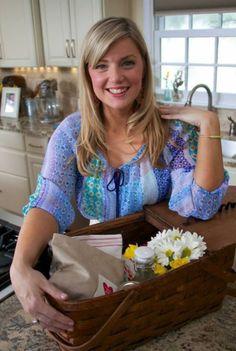 Food Network Gossip Damaris Phillips Got Married Over The
