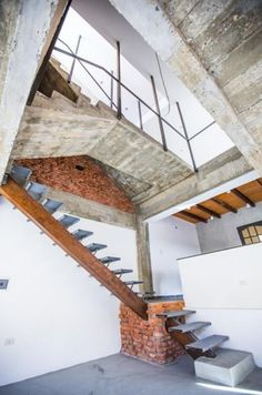 Industrial Design Stairs