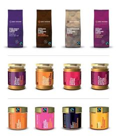 Mostly people judge the quality of product with its unique packaging. As an ongoing part of our inspiration series today we present excellent examples of beautiful, attractive and communicative packaging design. Effective packaging design breaks away. Spices Packaging, Honey Packaging, Cool Packaging, Food Packaging Design, Beverage Packaging, Coffee Packaging, Bottle Packaging, Print Packaging, Packaging Ideas