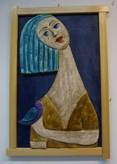 Pannelli  in ceramica #sculture in ceramica #ceramica #scultura #arte #argilla #arredamento #quadri #sculpture #artists #ceramicaartistica #pannelliceramica