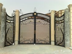 Dwell Of Decor: Welcome Your Guest With This 20 Perfect Entrances Gate Designs Ideas