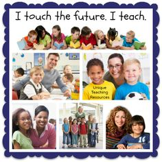 """I touch the future. I teach."" - Christa McAuliffe Quote"