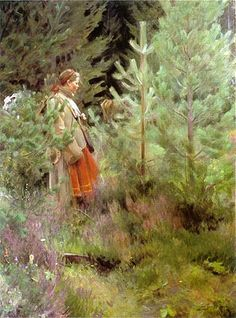 My favorite Anders Zorn painting.
