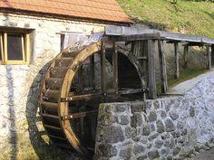 Turistička zajednica grada Ivanca - Vodeničarstvo