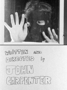 The first student film from famed horror director John Carpenter has been found in the archives at the University of Southern California and will be restored with the help of a grant from the National Film Preservation Foundation.  Carpenter wrote and directed Captain Voyeur for an introductory film class at USC's School of Cinematic Arts in 1969.