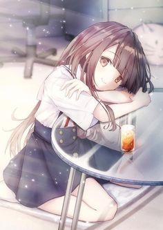 High Quality anime Merchandise Free worldwide Shipping Anime Is Life Cool Anime Girl, Pretty Anime Girl, Cute Anime Pics, Girls Anime, Beautiful Anime Girl, Kawaii Anime Girl, Manga Girl, Anime Love, Cute Anime Girl Wallpaper