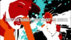 Shoot the runner shoot shoot the runner Music, Movie Posters, Movies, 2016 Movies, Film Poster, Films, Popcorn Posters, Muziek, Musik