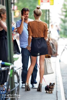 Love everything including the bag but I could never where shoes like that again! They remind me of things I wore in early high school.