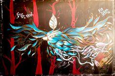 Free as a bird by Fio Silva by Rob Wilson Jnr