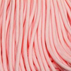 550 Paracord Pink Light 100 ft