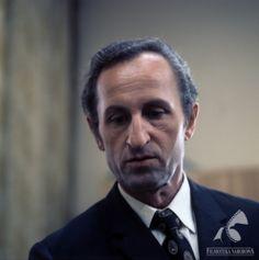 Franciszek Pieczka. Polish theater and film actor. http://www.akademiapolskiegofilmu.pl/pl/historia-polskiego-filmu/aktorzy/franciszek-pieczka/143
