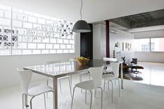 Casa Acayaba a San Paolo - Living