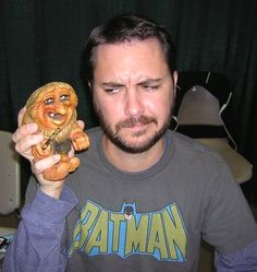 Wil Wheaton! Very kind and intelligent person. I look up to him a lot.