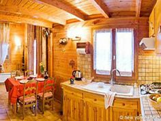 Save money on travel when you eat at home in your #furnished #vacation #chalet in the #French #Alps! That way you have more time to hit the slopes!