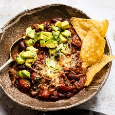 Slow Cooker Chilli Slow Cooker Casserole, Slow Cooker Soup, Slow Cooker Recipes, Aldi Recipes, Soup Recipes, Healthy Recipes, Slow Cooked Chilli, Con Carne Recipe, Slow Cooker Times