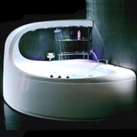 Whisper Brand New Royal Whirlpool Jetted Bathtub Whisper brandneue Royal Whirlpool-Whirlpool-Badewanne Jacuzzi Bathtub, Diy Bathtub, Bathtub Remodel, Jetted Tub, Bathtub Shower, Steam Showers Bathroom, Bathtubs, Bathroom Tubs, Bathroom Ideas