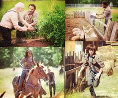 The Walking Dead - Season 4 promotional pictures :D