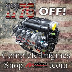 For a limited time to celebrate Independence Day take $1776 off complete engines at shop.mastmotorspo... #mastmotorsports #lsengine #lseverything #lsnation #lsswap #ls1 #ls2 #Ls3 #LS7 #indepenceday2016 #whystaystock #bestoftheday #dealofthecentury #instagood #whipplesuperchargers