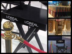 L'oreal Make up Stand