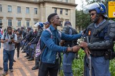 Police Deny Targeting Student Leaders, Say 567 Arrested in - SAPeople - Your Worldwide South African Community South African News, Higher Learning, Pretoria, February 2016, Acting, Police, Cases, Training