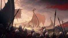 Sega Launches 'Total War Saga' Series With Thrones Of Britannia