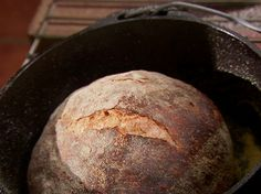 Knead Not Sourdough recipe from Good Eats via Food Network