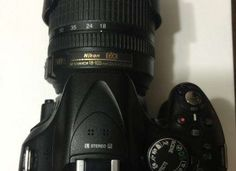 Nikon.D5200 original body with nikon.18-105mm lens condition 10/10