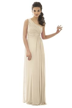 Shop After Six Bridesmaid Dress - 6651 in Lux Chiffon at Weddington Way. Find the perfect made-to-order bridesmaid dresses for your bridal party in your favorite color, style and fabric at Weddington Way.