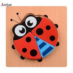 Wooden Puzzle Jigsaw Toys For Children Wood Cartoon Animal Puzzles Intelligence Kids Early Educational Toys Cartoon Puzzle, 3d Cartoon, Cartoon Kids, 3d Puzzles, Wooden Puzzles, Educational Toys For Kids, Kids Toys, 2 Year Old Baby, Animal Puzzle