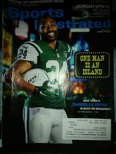 Sports Illustrated Magazine July 27, 2015: Darrelle Revis NY Jets http://stores.ebay.com/classiccardboardandvinyl