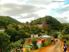 The country side! Manchester via @proudjamaicans #jamaica