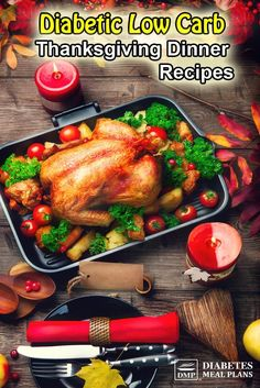 Type 2 Diabetic Thanksgiving Dinner Recipes