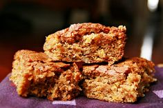 Sweet Potato Snack Cake - you'd never think something so simple could be so delicious!
