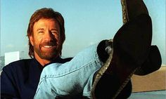 Chuck Norris - American matial artist and actor - Cherokee Tribe.  My fourth cousin once removed!
