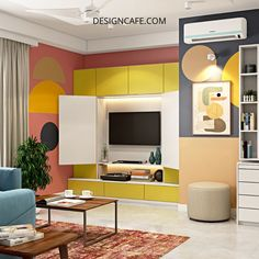 Colour combination for hall: its time to pick out some wacky colour combinations for your hall that suit your style, and we are here to help. Read now to know more! // hall wall color combination // hall room color ideas // hall room color combinations // hallway wall colors // best hallway paint colors // colors for hall room walls #hall #color #combinations #bestcolorsforhall #hallcolorcombinations Bedroom Wall Paint Colors, Hallway Wall Colors, Living Room Paint, Room Colors, Orange Walls, White Walls, Colour Combination For Hall, Blue Sofa Set, Hall Colour