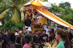 Balai banjar culag calig mengwitani di Mengwi, Bali