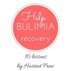 The 10 most important things I learned in eating disorder recovery