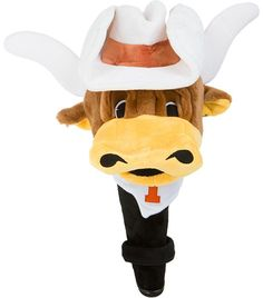 Longhorn Golf Head Cover