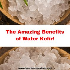 Do your kids hate the taste of Milk Kefir? Then try this instead! Water Kefir is a probiotic beverage that they will love! It is full of...