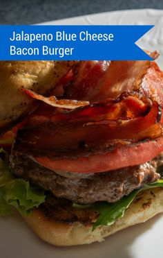 Marc murphy joined rachael ray in the kitchen bringing for Blue cheese burger recipe rachael ray