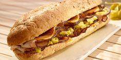 Boar's Head Jerk Turkey Sub Sandwich would make a great and easy picnic sandwich option!