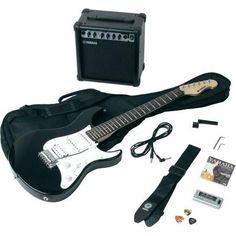 Yamaha EG112GPII Nero · Chitarra Elettrica + Amplificatore | redcoon.it
