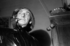 Alexander Rodchenko. Photographer Alexander Khlebnikov. 1950.