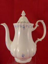 Royal Albert Memory Lane Coffee Pot, $150