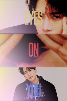 GOT7 Jackson Wang-Eyes On You wallpaper