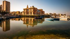 Bari, Theater, Italia, Fotografia