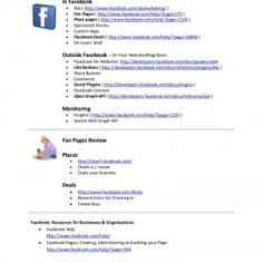 Marketing With Facebook In FacebookAds ( http://www.facebook.com/adsmarketing/ )Fan Pages ( http://www.facebook.com/help/?page=175 )Place pages ( http://www. http://slidehot.com/resources/marketing-with-facebook-feb-2nd-2011.30975/