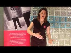 Chartered Physiotherapist outlines signs and symptoms of pregnancy related pelvic girdle pain. Subscribe to more and new video blogs at www.thebumproom.ie