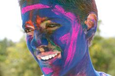 A Smile For Holi by Trevor Driscoll on 500px
